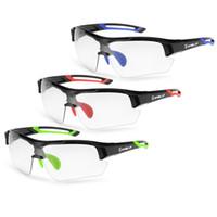 велосипедные солнцезащитные очки uv оптовых-Photochromic Cycling Sunglasses Bike Bicycle Polarized Sunglasses Sports Driving Cycling Fishing Skating UV Protection Glasses