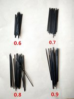 Wholesale clarinet accessories resale online - 120pcs flute clarinet maintenance accessories roasted blue needle spring