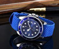 Wholesale Man Auger - 2018 Set auger leisure fashion New Luxury brand sport Watches men Casual Fashion quartz watch