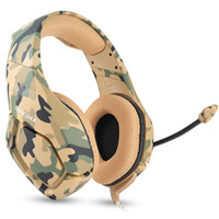 Wholesale headphones microphone for laptop resale online - ONIKUMA K1 PS4 Gaming Headset with Microphone Casque PC Stereo Headphones for Cell Phone New Xbox One Laptop