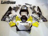 kit de carenado motocicleta honda 929 al por mayor-Ajuste de plástico ABS de alta calidad para Honda CBR900RR CBR 900 R 929 2000 2001 00 01 Moto Custom Made Motorcycle Fairing Kit Bodywork 01