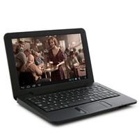 portáteis dual core android venda por atacado-Novo 7 Polegada Android Notebook Laptop Notebook Dual Core Android 4.4 VIA 8880 Wi-fi HDMI Mini Netbook