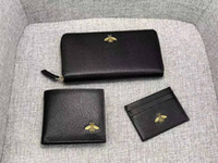 Fashion animalier Wallet Women New Designer Wallet Hasp Lady Handbag Clutch Purse Bag Casual Long Single Zipper card holder purse With Box