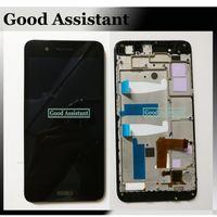 etiqueta de pantalla lcd al por mayor-Para Huawei Enjoy 5S GR3 Pantalla LCD + Pantalla táctil Digitizer Assembly + Frame TAG-L01 TAG-L03 TAG-L13 TAG-L22 TAG-L23 TAG-L21