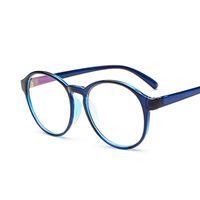 Wholesale multicolor spectacles frames resale online - Fashion Brand Glasses Frame Myopia Glasses Retro Spectacle Frames Optical Clear Eye Glasses Frame Men Women Eyeglasses Eyewea