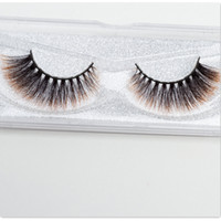 Wholesale different eyelash extensions for sale - Group buy Seashine silk eyelash extension with different length brown and black color synthetic eyelash C13