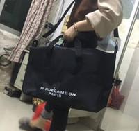 new collections bags großhandel-New Fashion Artikel Größe Designer Muster Reisetasche Yogo Sporttasche Strand Fall Schuhe Aufbewahrungskoffer für die Sammlung