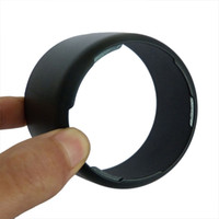 Wholesale 55 camera online - Centechia New Replacement Repair Lens Hood For Canon EF S MM F IS ET ET60 D Camera Accessories
