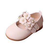 ingrosso i pattini di bambino cadono la nave-BMF TELOTUNY Fashion Baby Girl Floral Sandali SneakerToddler Bambini Pricness Casual Single Shoes Cute Boots Apr25 Drop Ship