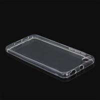 nota3 cubre al por mayor-100 unids TPU caso de la contraportada para Xiaomi Note3 4i 5C 5S 5S Plus TPU Ultra Delgado Crstyal clara caja del teléfono transparente
