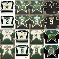 Wholesale modano jersey for sale - Group buy 2 DERIAN HATCHER MIKE MODANO PAT VERBEEK ED BELFOUR Dallas Stars CCM Jersey S XL