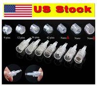 US Stock! 1 3 5 7 9 12 36 42 pins Needle Cartridge for MYM Derma pen Microneedle DR.Pen M5 M7 N2