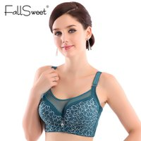 08cd34555688f Wholesale sexy bras d cup for sale - Women Sexy Bralette Big Size Lace  Underwear Push