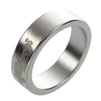 магнитные кольца оптовых-Про магия сильное магнитное кольцо Магнит монета палец фокусник трюк реквизит показать 18 мм