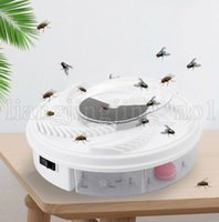 Wholesale control insects - Electric USB Automatic Flycatcher Fly Trap Device Pest Reject Control Catcher flying fly killer insect Traps KKA5337