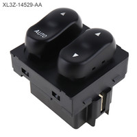Wholesale car window lift - Car Window Left Front Lifting Switch Electric Window Switch Folding XL3Z AA for Ford AIP_20X