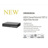 Wholesale In Stock DAHUA Channel Penta brid P U Digital Video Recorder Without Logo XVR4204A XVR4208A
