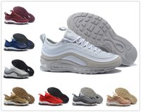 Wholesale Purple Se - Hot Sale 97 UL 17 SE 97S Ultra Casual Running Shoes for High quality Black White Pink Army Green Men Brown Women Sports Sneakers EUR 36-46