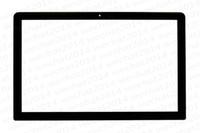 unibody macbook großhandel-20 STÜCKE Frontglaslinse Äußeren Bildschirm Glassfor MacBook Pro Unibody A1278 13 Zoll 13,3 Zoll 15,4 Zoll A1286