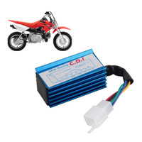 boîte de motos achat en gros de-C D I TZR50 GY6 5 Broches Nouveau Racing CDI Boîte Bobine D'allumage Moto Performance Accessoires pour HONDA XR50 CRF50 50 70 90 110 125cc