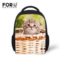 renkli çocuklar sırt çantaları toptan satış-2016 Mini Pet Kedi Anaokulu Çocuk Sırt Çantası Renkli Çocuk Okul Çantaları Çocuk Sırt Çantaları Mini Çanta Kesesi Enfant Mochila Infantil