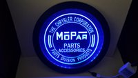 Wholesale Neon Wireless - Chrysler Mopar Parts RGB led Colour the wireless control beer bar pub club neon light sign Special gift