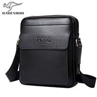 новая англия пальто оптовых-Badenroo Genuine Leather  Men Shoulder bags Classical Messenger Bag Cross Body Bag Fashion Casual Business Handbags for Men
