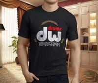 aac131de6 cool custom t shirts Canada - New Cool DW Drums Collectors Series Custom  Crafte Men's Black