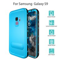 Wholesale waterproof case resale online - Redpepper Waterproof Case For Samsung Galaxy S9 S8 S10 plus Note Iphone X XS Max water Shock proof cases