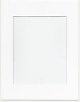 рамки для картин оптовых-12шт пакет 11x14 сплошной цвет предварительно вырезать отверстие для Matboard картинной рамки - гладкие белые для фото-или арт-8х10 дюймов