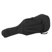Wholesale hand carry bags - Portable 4 4 & 3 4 Cello Bag Gig Carrying Bag Case Backpack Adjustable Shoulder Strap Black