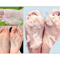 Wholesale foot mask socks for sale - Group buy 1 Pair Baby Foot Peeling Renewal Foot Mask Remove Dead Skin Smooth Exfoliating Feet Care Socks for Pedicure
