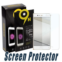 Wholesale Mi Glass - Tempered Glass Screen Protector Film 9H 2.5D Anti Shatter For Huawei P10 Plus G7 U9508 Gx1 P8 Max For Xiaomi Mi 2 Max Mix Redmi Note 4X