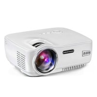 Wholesale projector kits - AUN AM01S Projector 1400 Lumens LED Projector Kit in Android 4.4 WI-FI Bluetooth Support Miracast Airplay CODE AC3