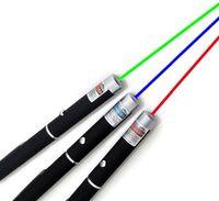 ingrosso laser blu leggero potente-15 cm grande potente verde blu viola rosso puntatore laser penna stelo fascio di luce luci 5mW professionale ad alta potenza laser 532nm 650nm 405nm
