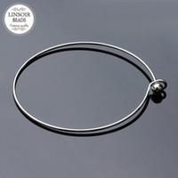 10PCS Ton Argent Fil Métallique Ouvert Bangle Bracelets