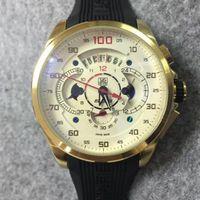 Wholesale function run - Full function Run seconds TVG Brand LOGO men watches TVG watch 50mm dial High quality top brand QUARTZ Men's wristwatches Masculino rejoles