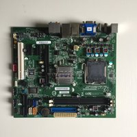 Wholesale lga 755 ddr3 for sale - Group buy For HP Desktop Motherboard NAPA GL8E N15235 Foxconn MCP73M02H1 System Board D601 G LGA775 Systemboard New