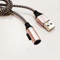 два наушника оптовых-2 порта в 1 кабеле Два в одном Двойной аудиовыход для наушников Кабель USB Зарядка Музыка