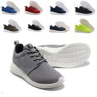 Wholesale london art - 2018 New high quality London Olympic Classic All Black White Ink Running Shoes For Men Women Sports London Olympic Trainers Sneaker