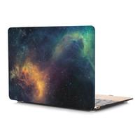 macbook retina teclado venda por atacado-Decalque design plástico rígido case para 12