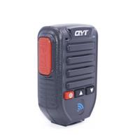 Wholesale accessories speakers online - BT BT89 Wireless free Bluetooth Handheld Microphone Speaker MIC FOR QYT KT D KT D KT UV980 PLUS Mobile Radio