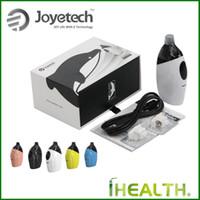 Wholesale e cigarette joyetech resale online - Original Joyetech Atopack Dolphin Starter Kit mah Battery and ml Cartride with Atopack JVIC Coil E Cigarette Vaporizer Vape Kit