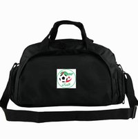 Wholesale bag fox men resale online - Algeria duffel bag National men team tote Desert fox Football backpack Soccer way use luggage Sport shoulder duffle Badge sling pack