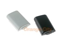 Wholesale Wholesale Shell Buttons - Battery Pack Cover Shell Case battery cover Kit for Xbox360 Wireless Controller