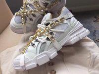 zapatos de trekking de cuero para hombre al por mayor-2019 Botas de trekking de cuero y caídas altas hasta la cumbre de Lace Up Mountain Flashtrek Shoes para hombres mujer Casual Sneaker de cuero genuino11