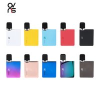Wholesale Authentic OVNS JC01 Pod Starter Kit mAh with Slim card shaped appearance compatible with JC01 Ceramic Tank JC01 E liquid Pods IN STOCK