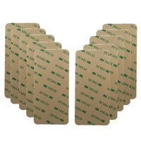 Wholesale Iphone 4s Full Stickers - 3M Full Adhesive Sticker GlueTape for iPhone 4 4s 5 5s 6 Plus Screen Frame Shipping Via DHL