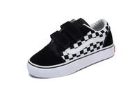 best service 49c8f 027b8 En gros de vente de chaussures pour garçons en ligne - Vans Old Skool low-