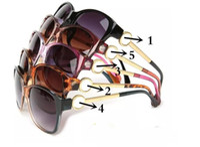 Wholesale michael glasses - 2018 brand Michael Sunglasses Hot Selling Fashion Brand Designer Sunglasses women Sun glasses Classic eyewear big Frame Oculos 8101